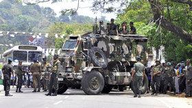 Na Srí Lance zavládl výjimečný stav. Vláda jej vyhlásila kvůli nepokojům mezi muslimy a buddhisty