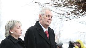 Miloš Zeman rozděluje společnost. Potvrdil to průzkum CVVM o důvěryhodnosti nejvyšších ústavních politiků v Česku.