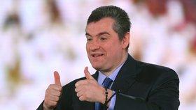 Ruský poslanec Leonid Slutský byl obviněný ze sexuálního obtěžování.