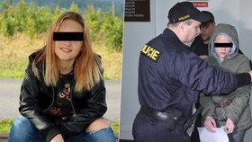 Simona (18) ubodala po hádce svého bývalého: Její reakce byla zcela nepřiměřená, tvrdí Legerský.