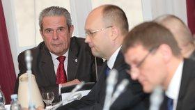 Michal Murín, ředitel GIBS, si vyžádal slyšení před poslanci bezpečnostního výboru.