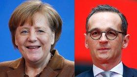 Šéfem diplomacie bude nynější ministr spravedlnosti Heiko Maas.