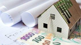 Experti očekávají, že průměrná sazba hypoték se na přelomu roku ocitne v blízkosti tří procent