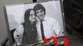 Ján Kuciak a Martina Kušnírová se v sobotu měli brát, místo toho jsou oba mrtví po chladnokrevné vraždě.
