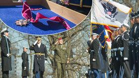 Američané vyznamenali generála Pavla: Nejvyšší ocenění pro neameričany