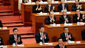 Plenární zasedání čínského parlamentu škrtlo omezení pro mandát Si Ťin-pchinga