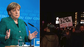Ke kampani za zrušení dodatku 219a o potratech pocházející z doby vlády nacistické strany se připojilo mnoho lidí. Plány jim může zhatit koalice v čele s Angelou Merkelovou.