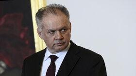 Kiska po pádu Fica přebírá otěže: Pro jmenování nového premiéra mám podmínky