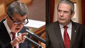 Andrej Babiš jde kvůli šéfovi GIBS na jednání bezpečnostního výboru. Michal Murín představuje pro premiéra ohrožení demokracie. Premiér měl tlačit na jeho odchod.