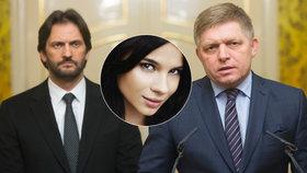 Fico přišel o asistentku Márii Troškovou, nyní končí i ministr vnitra a korunní princ Směru Kaliňák.
