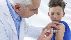 Dětský lékař (ilustrační foto)