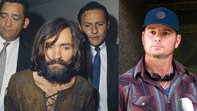 Ostatky vraha Charlese Mansona si vysoudil jeho vnuk Jason Freeman.