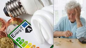 Šmejdi nabízejí seniorům bezplatné žárovky.  Potom za ně účtují tisíce korun (ilustrační foto).