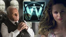 Dramatický seriál z produkce HBO je temnou odyseou, která nás zavede do počátku umělého vědomí a evoluce hříchu.