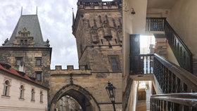 Boj o Juditinu věž: Praha 1 chystá rekonstrukci. Razantní přestavba potřeba není, říká Klub Za starou Prahu