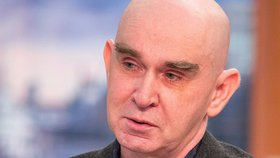 Karpičkov sdělil své obavy v pořadu Good Morning Britain.