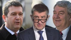 Vláda ANO s ČSSD a KSČM dostala u Babišových poslanců zelenou.