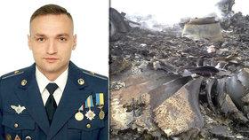 Vladislav Vološin, kterého Rusové vinili ze sestřelení letu MH17, byl nalezen mrtvý.