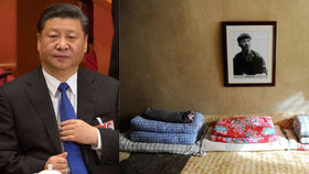 Vesnice, kde čínský prezident Si Ťin-pching strávil dospívání, se proměnila v jeho svatyni.