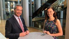"""""""Pan brexit"""" se směje EU a dál bere její peníze. Farage promluvil i o Klausovi"""