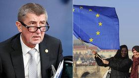 """Také Česko musí řešit situaci kolem nařízení EU o GDPR. Babišova vláda však čelí kritice opozice za """"laxnost""""."""