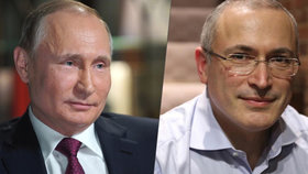 Ruský oligarcha Michail Chodorkovskij promluvil o Putinovi i o otravě exšpiona Sergeje Skripala.