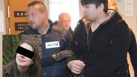 Za znásilnění a vraždu mladé studentky Marie půjde Husajn K. do vězení na doživotí.
