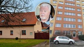 Rozbroje v rodině Milana Drobného: Zeť je na vozíčku, sestra-politička za jeho zády čachruje s majetkem, dcera ho chce zbavit svéprávnosti!