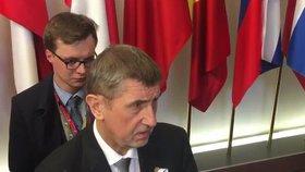 Babiš: Česko možná vyhostí kvůli útoku v Británii ruské diplomaty. Jasno má být v pondělí
