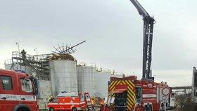 Pět ze šesti obětí výbuchu plynu v Kralupech nad Vltavou jsou Rumuni.
