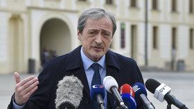 Ministerstvo obrany vedl loni Martin Stropnický (ANO)