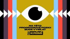Nový kanál Prima Krimi.