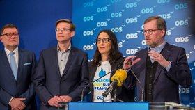ODS při představení programu pro komunální a senátní volby 2018