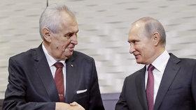 BIS si nenechává líbit kritiku ze strany prezidenta Miloše Zemana. Podle ředitele Koudelky se službě podařilo v Česku rozbít síť ruských zpravodajců