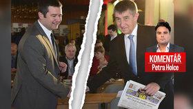 Petr Holec komentuje krach jednání mezi ANO a ČSSD.