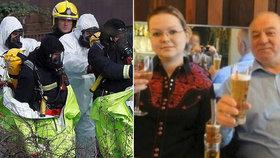 Britská tajná služba potvrdila, že toxin novičok, kterým byli Skripalovi otráveni, pochází z Ruska.