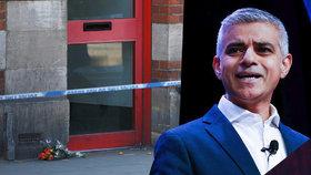 Zvýšená kriminalita v Londýně, během jednoho týdne zahynulo 5 lidí, 7 lidí bylo pobodáno nebo postřeleno. Trestné činy podle policie spolu nesouvisí a mají různé pachatele.