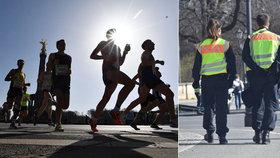 Německá policie prý zmařila teroristický útok, cílem byl berlínský půlmaraton.