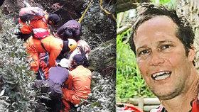 Horolezec Andrej zemřel při výstupu na jávskou sopku.
