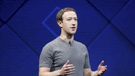 Mark Zuckerberg přiznal, že průšvihy Facebooku jsou jeho chybou.