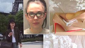 Pokladní Emily Lock doplatila na to, že se na Instagramu chlubila luxusem. V tom si hověla díky penězům z drog.