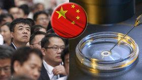 Dárci pekingské spermabanky musí být muži sympatizující s komunistickou stranou