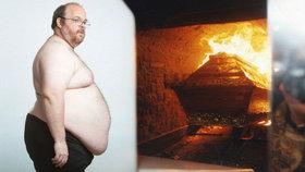 Kam s obézními nebožtíky? Krematoria je nechtějí, ničí pece.