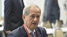 Někdejší předseda Nejvyššího správního soudu Josef Baxa