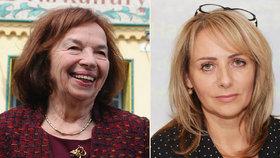 Livia Klausová coby velvyslankyně končí. Objevily se spekulace, že by do zahraničí mohla zamířit Adriana Krnáčová.