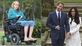 Svatba Harryho a Meghan: Rodinu nevěsty nepozvali?!