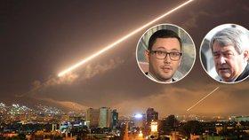 Raketový útok na Sýrii má v Česku i výrazné kritiky