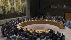 RB OSN mimořádně jedná o Sýrii.