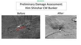Před a po: Bunkr v Him Šinšáru