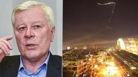 Josef Skála KSČM kritizuje zásah v Sýrii